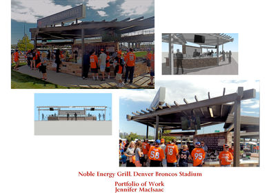 Noble Energy Grill