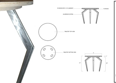 Furniture Design Project