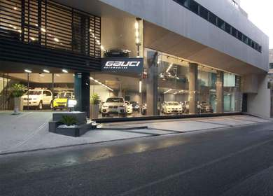 Gauci Automobile Showroom
