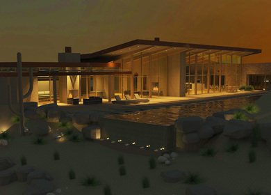Cloud Catcher Residence-The Residences at The Ritz-Carlton, Dove Mountain