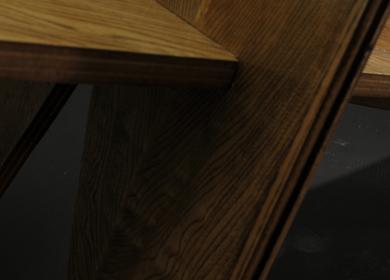 Custom Furniture - Tiger Table