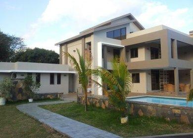 Residence at Surinam