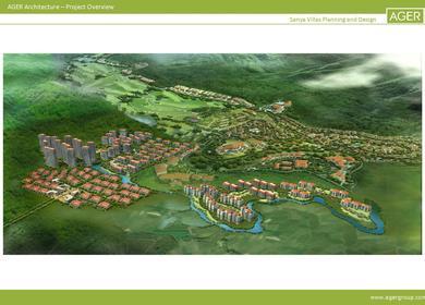 Sanya Valley Community Planning