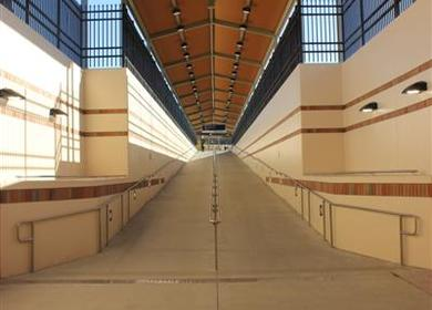 Sacramento Intermodal Transit Facility, Phase 1 - Track Relocation