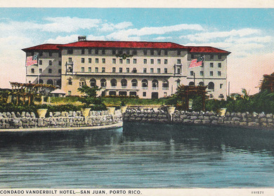 Nomination for the Condado Vanderbilt Hotel