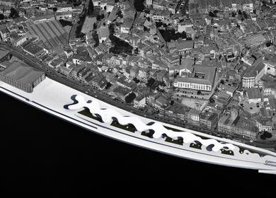 PARQUE DA ALFÂNDEGA - Public Space as an Urban Transformation Tool