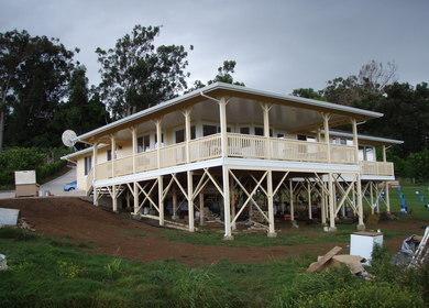 Goueytes Residence in Haiku, Maui, Hawaii