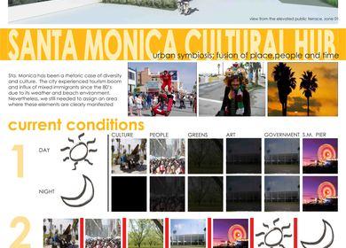 Santa Monica Cultural Hub, CA