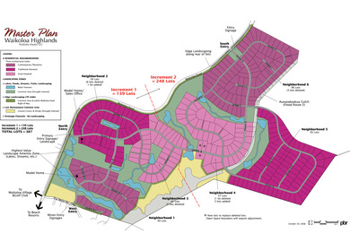 Waikoloa Highlands Master Plan