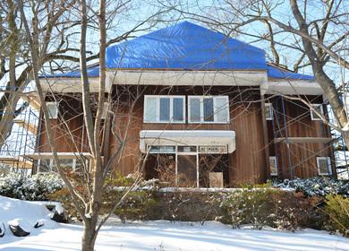 Private house - exterior renovation