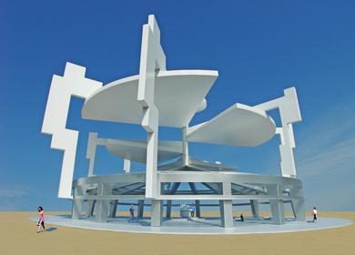 The Entangled Pavilion