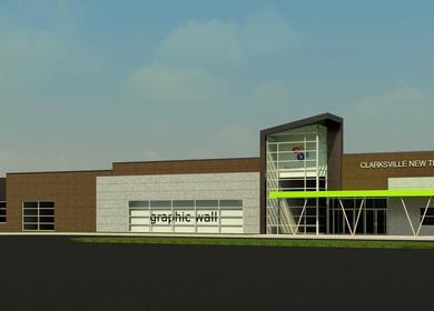 Clarksville New Tech School