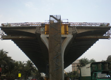 Sahar Elevated Access Road