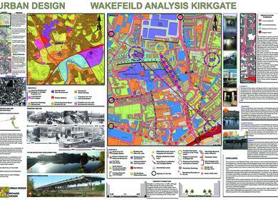 Wakefeild Urban Design Planning