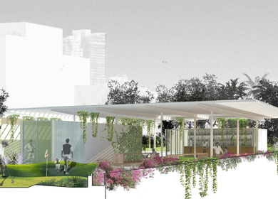 Lincoln Road Putting Club and Roof Top Garden