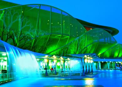 Latin American Pavilion