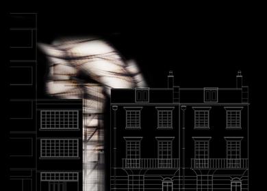 Water towers/dwelling, London, UK