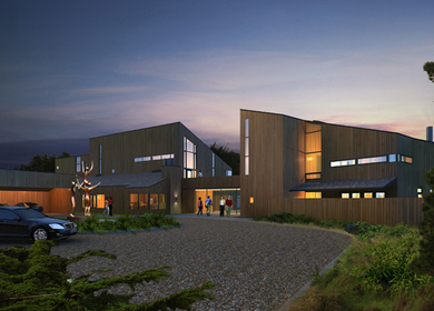 Sea Ranch Lodge and Spa Expansion