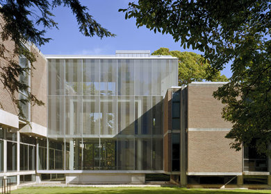 Princeton School of Architecture Addition