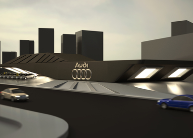 Audi Flagship Store