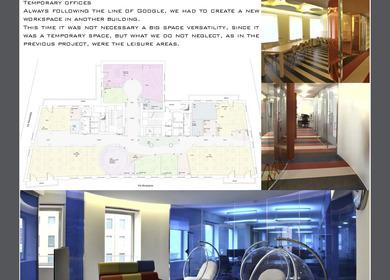 Google, Milan - 700 sqm