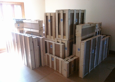 2010 All-in-Place: Relocation - Platform for Move Management | UNPack-put-away Services | Interior Renovation