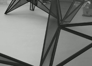 Drifting Perimeters : Metroglitch Architectural Installation 2015