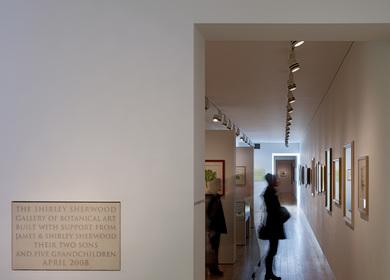 Gallery of Botanical Art