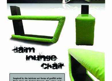 Daim Lounge Chair
