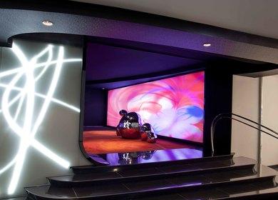 Orange Cinema, Exclusive cinema club in Beijing