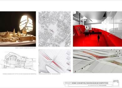 EISENMAN & ARCHITECTS collaborations