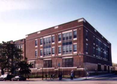 A. J. Morrison School - 12 Classroom addition and Gymnasium Addition