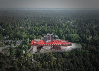 Hotel Liesma, Latvia
