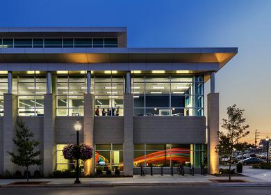 Aurora Public Library, Aurora, Illinois