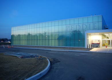 Peddie School Athletic Center