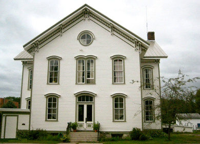 The White Schoolhouse