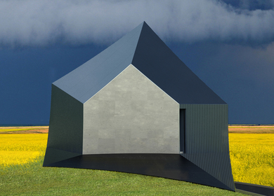 Zodchestvo House - an optical dystopia