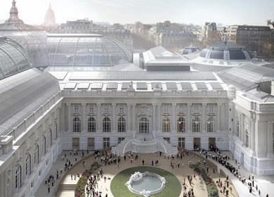 Le Grand Palais des Champs Elysées