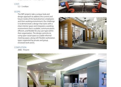 LOCAL PHARMA, Integrated Workplace