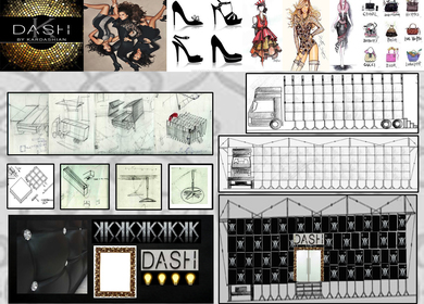 Commercial - Concept Board