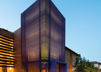 Stanford University, GSB Highland Hall