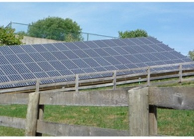 CHU Farm Solar Project