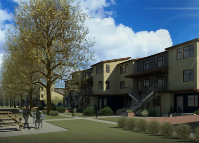Breaking the Barriers to High Density Affordable Housing