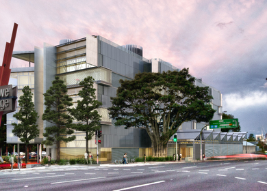 Queensland University of Technology - Creative Industries Precinct Phase II