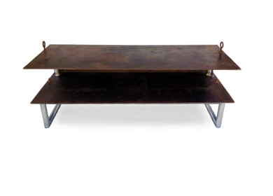 DWR: Steel & Rust Coffee Table