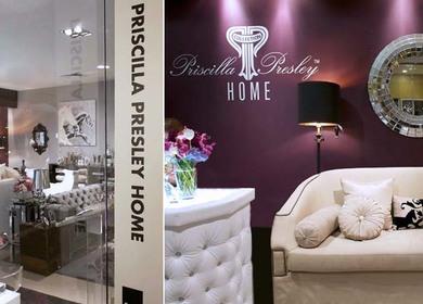 Priscilla Presley Home