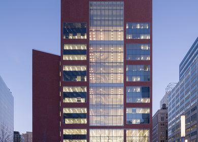 Fiterman Hall, Borough of Manhattan Community College, City University of New York