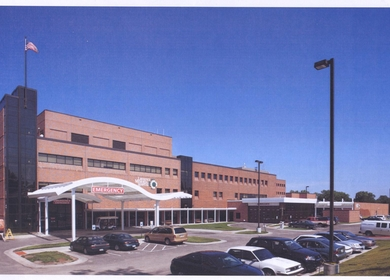 Lawrence Memorial Hospital - Emergency & Surgery Addition, Lawrence, KS
