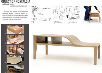 Object of Nostalgia - Furniture Studio