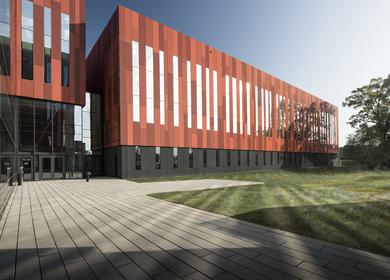 Intelligence Community Campus Bethesda | Centrum